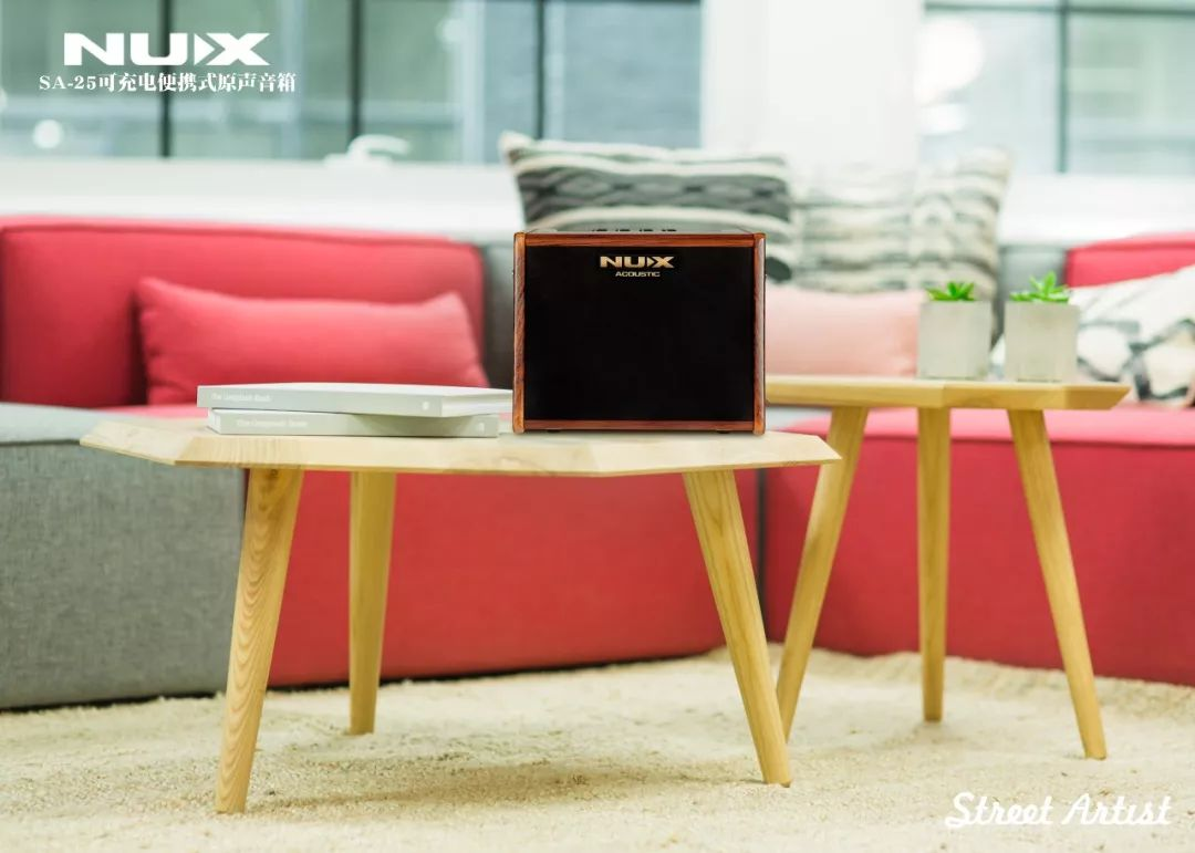 让娱乐更简单,快乐更纯粹, NUX(纽克斯) SA-25音箱真的来了!