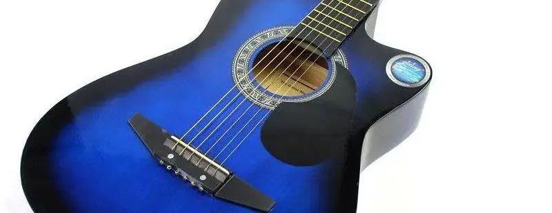 有奖话题085|第一把吉他哪儿买的?