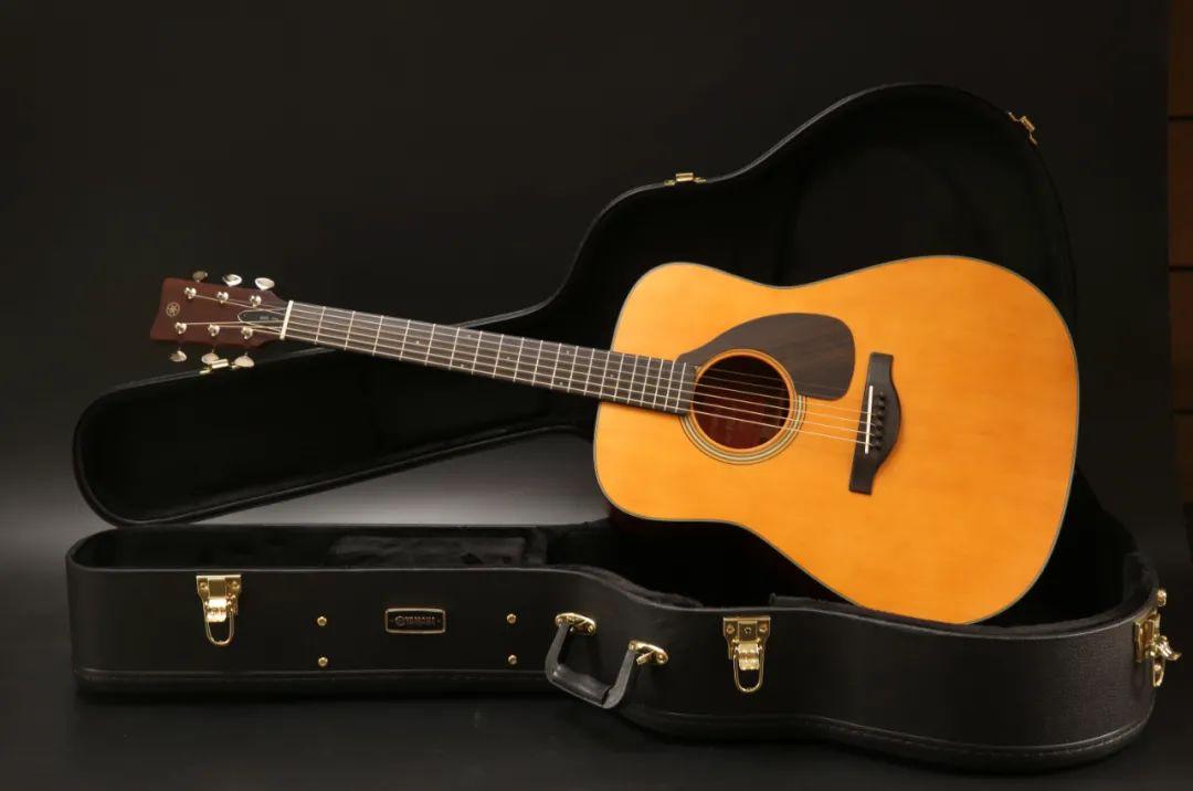 开箱 这把日产全单吉他,是你的首选吗?