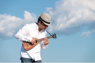 有谱 夏威夷岛上的全能音乐家:Daniel Ho