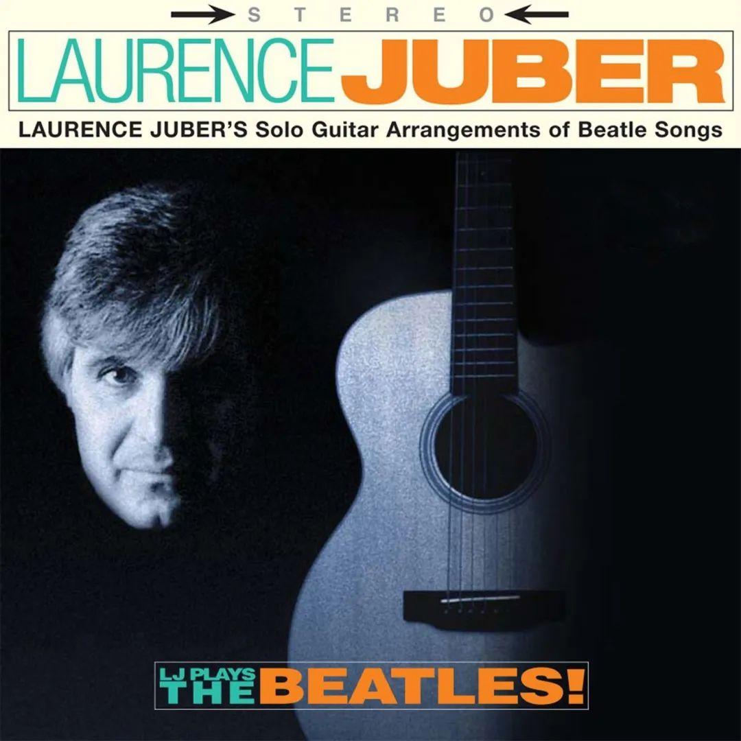 有谱 Guitar With Wings:Laurence Juber