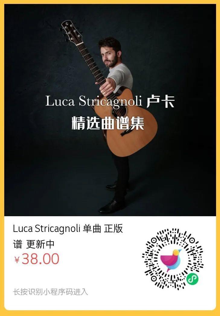 欣赏 每一个音符都是青春记忆 Luca Stricagnoli指弹改编《Everybody》