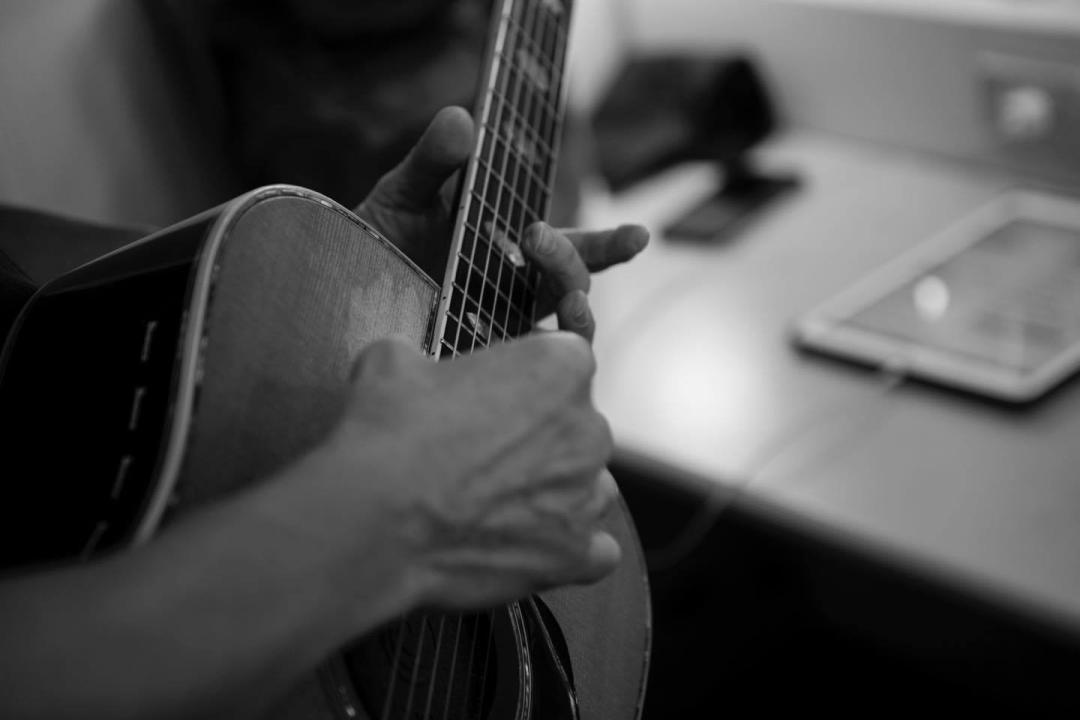 转载|罗大佑 - 我,和吉他的渊源(十一)
